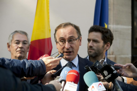 El ministro Alonso será el nuevo presidente popular en el País Vasco