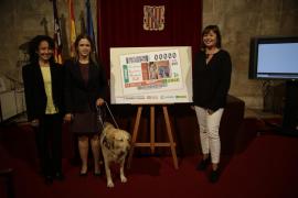 La ONCE homenajea a Ramon Llull