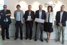 Tirme galardonada como la empresa «más segura» por la CAEB