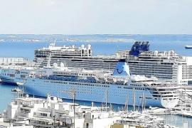 El Govern regulará el tiempo mínimo de escala para cobrar la ecotasa a los cruceros