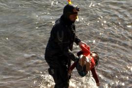 Siete personas fallecieron en su intento por llegar a Lesbos.