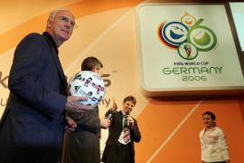 Alemania podría haber comprado votos para albergar el Mundial de fútbol de 2006