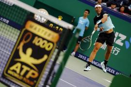Nadal no puede con Tsonga y cae en las semifinales de Shanghái