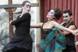 Pasodos baila '7 pecados capitales' en el Teatre Principal