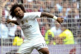 Marcelo ilumina al Real Madrid