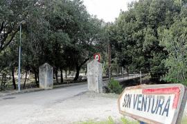 Hundimientos en Crestatx de hasta siete metros por la intensa explotación acuífera
