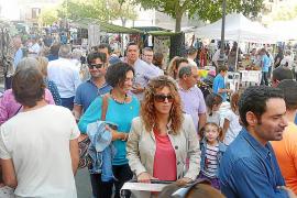 Algaida exhibe su potencial artesano y empresarial para dinamizar la economía