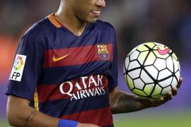 Neymar firma un póquer en una noche en la que el Rayo puso el fútbol