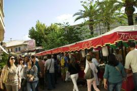 La  Darrera Fira de Llucmajor cierra con un gran éxito de público y una amplia oferta