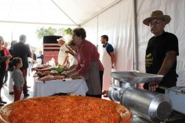 La gastronomía y el vino se imponen a la artesanía y consolidan la Fira de Tardor