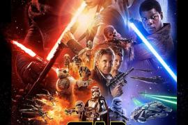Lucasfilm lanza el póster de 'Star Wars: El despertar de la fuerza' a la espera de estrenar el trailer