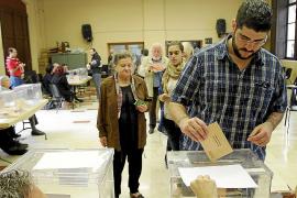 Los partidos de Balears ven con optimismo sus resultados el 20-D