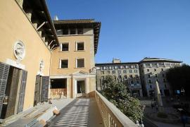 Iniciada la reconversión del palacio señorial de Can Puig en cinco viviendas de lujo