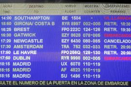 La huelga de controladores galos cancela 17 vuelos y provoca 158 retrasos en Balears
