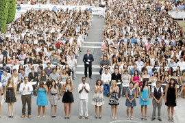 Más de 700 graduados de la UIB se preparan para enfrentarse al mundo laboral