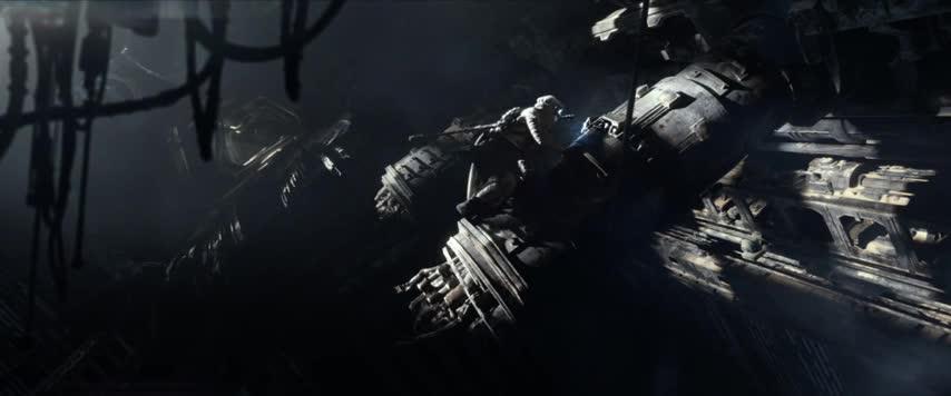Nuevo tráiler de 'Star Wars: El despertar de la fuerza'