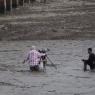 El gesto de un pescador salva la vida de dos turistas en Tailandia