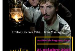 Teatro de terror con Gutiérrez Caba en Peguera