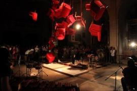 Astrid Colomar presenta un cortometraje en Pollença