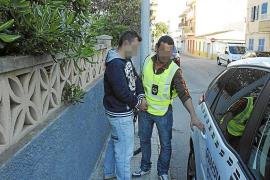 Detenidos cinco menores en Cala Rajada por 70 robos en hoteles