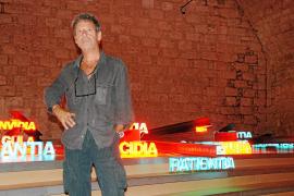 Una instalación de Pep Llambías invita a la reflexión moral en Es Baluard