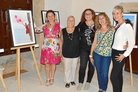 Inauguración de la exposición 'Enlazadas'