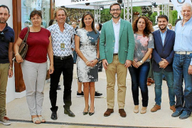 Inauguración del Palma Sport & Tennis Club