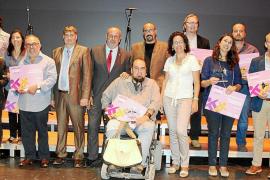 Entrega de Premis a la Solidaritat