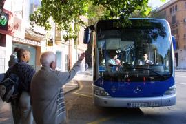Palma está entre las cinco ciudades españolas con el billete de autobús más caro