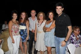 Fiesta de verano en  ses Tasques de Santanyí
