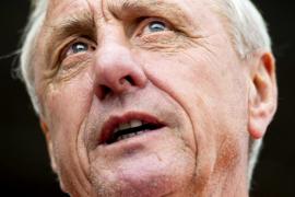 Johan Cruyff padece cáncer de pulmón