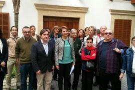 El PP registra una petición para que el monumento de Sa Feixina sea BIC y no se derribe
