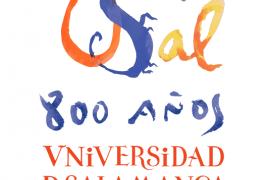 Barceló diseña el logotipo para el VIII Centenario de la Universidad de Salamanca