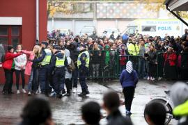 Muere el asaltante de la escuela sueca de Trollhättan