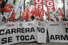 El IB-Salut pagará parte de la carrera profesional en 2016 para evitar la huelga