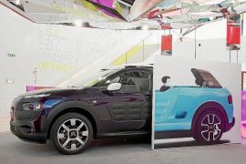El escaparate internacional de Citroën C_42  presenta su nueva temporada