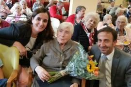 Isabel Maria Amengual cumple 100 años