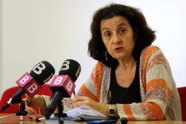 Fina Santiago explicará el jueves en el Parlament el incendio en Es Pinaret