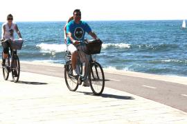 Palma se reincorpora a la 'Red de ciudades por la bicicleta'