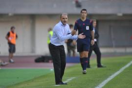 Ferrer: «El Almería es uno de los equipos más potentes de Segunda»