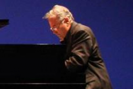 Recital de piano de José María Vitier en el Auditòrium de Palma