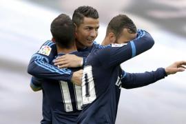 El Real Madrid acaba con la imbatibilidad del Celta