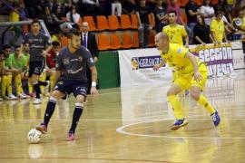 El Palma Futsal pierde ante el colista, el Jaén