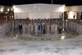 España abandona Herat tras 14 años de misión