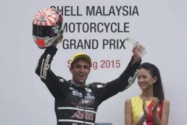Victoria de campeón de Johann Zarco en Moto2