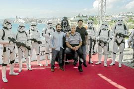'I am your father' se proyecta ante 300 seguidores de 'la fuerza' en Albacete