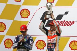 Lorenzo no está conforme con la sanción a Rossi: «Le he perdido el respeto a Valentino»
