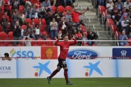Brandon guía al Mallorca hacia la victoria ante el Almería