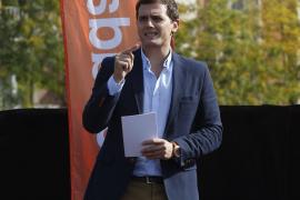 Rivera pide ganar el 20D para cambiar España