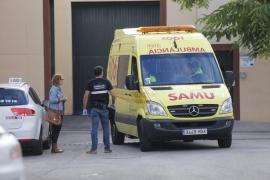 Hospitalizado un menor de Es Pinaret tras beber productos de limpieza
